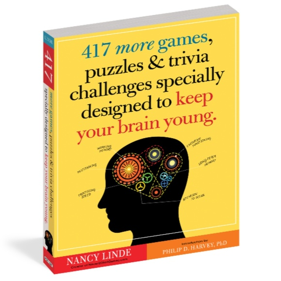 Other - 417 More Games, Puzzles & Trivia Challenges